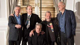 Monty Python: New Holy Grail sketches found