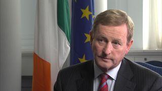 Irish Prime Minister Enda Kenny TD