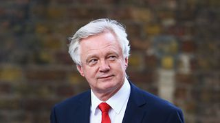 David Davis: Secretary of State for Exiting the European Union