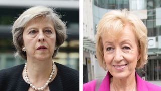Theresa May and Andrea Leadsom are competing for the Tory leadership