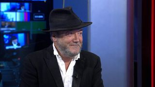 Respect MP George Galloway backs No campaign