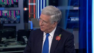 Defence Secretary Michael Fallon MP
