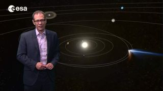 Sky's Thomas Moore explains the Rosetta Space Mission