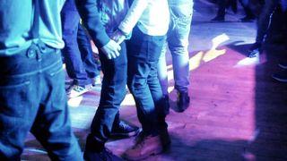 People dancing at LGBT-friendly venue Club Kali in north London