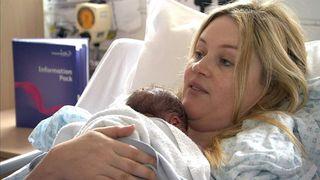Baby And Mum Afua Hirsch Fertility