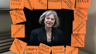 Theresa May has a long To Do list when she becomes Prime Minister