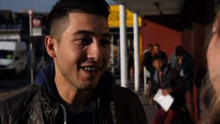 Mohammed - A Syrian Refugee