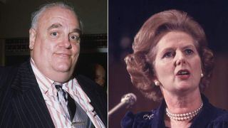 Cyril Smith and Margret Thatcher