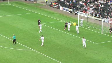 MK Dons 1-3 Everton
