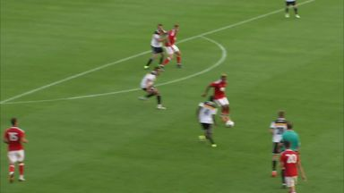 Port Vale 0-2 Nottingham Forest