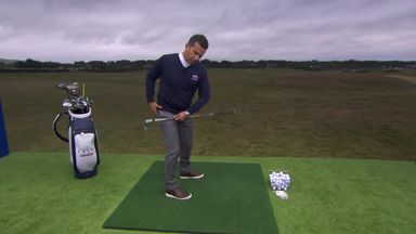Swing Analysis: Stenson v Mickelson