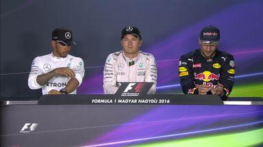 Top 3 Qualifying - Hungary
