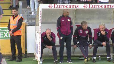 Bristol Rovers 1-1 Aston Villa