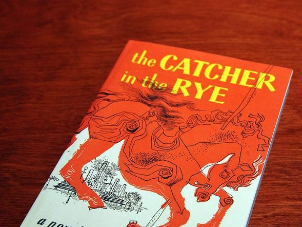the catcher in rye holdens mental