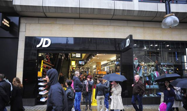 JD Sports to buy U.S. sportswear retailer Finish Line