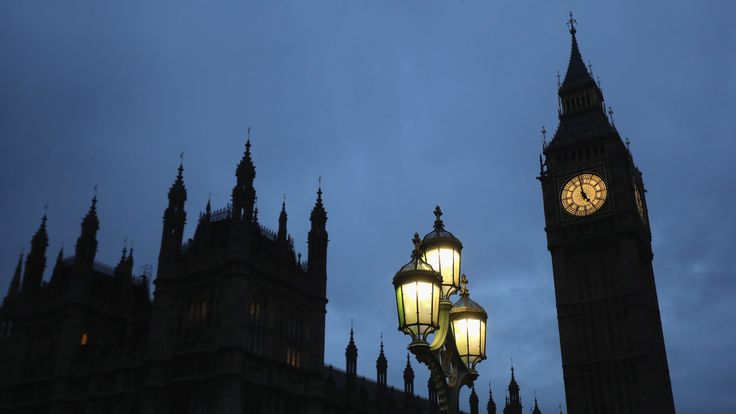 Westminster - which has not been short of drama recently