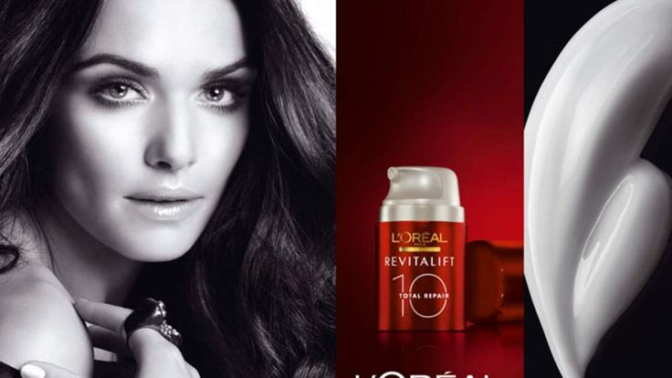 advertising of loreal