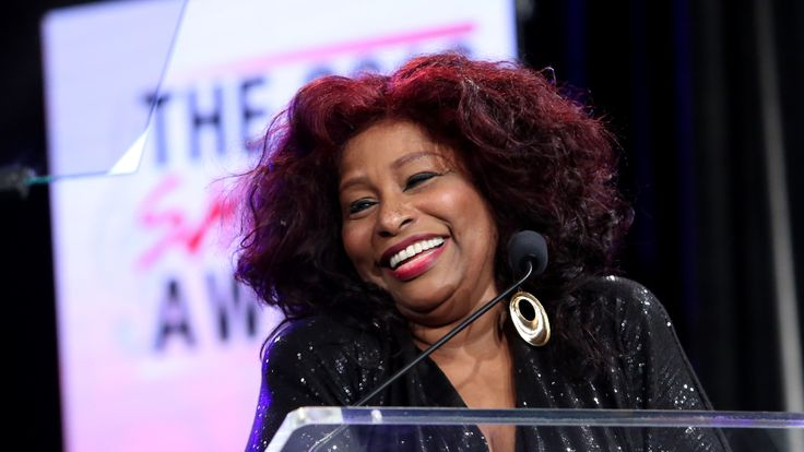 Chaka Khan was good friends with Prince, who dies in April
