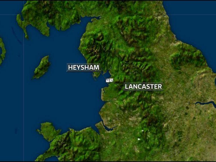 Lancaster map
