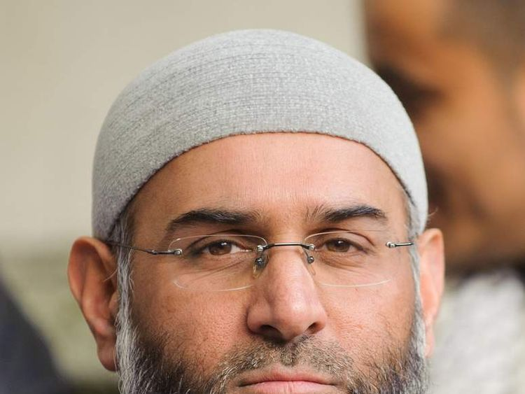 Anjem Choudary arrested in London