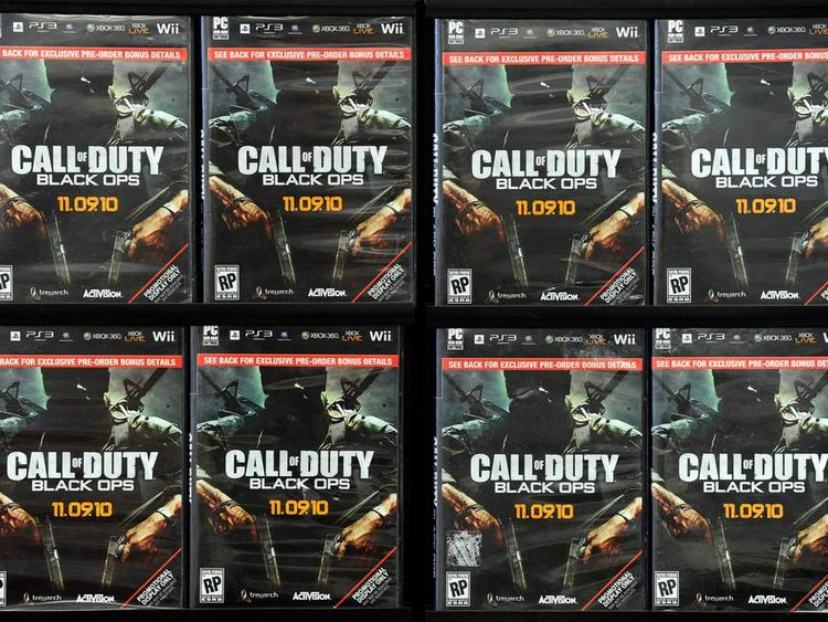 Cover of the original Call Of Duty: Black Ops game