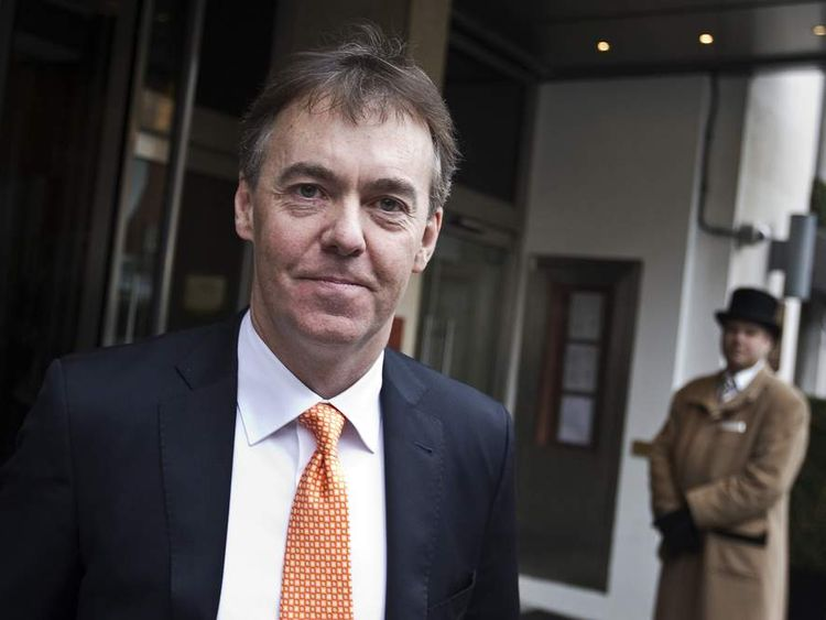 Jeremy Darroch, Chief Executive Officer
