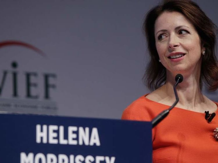 Helena Morrissey is CEO of Newton Investment Management and chair of the Investment Association
