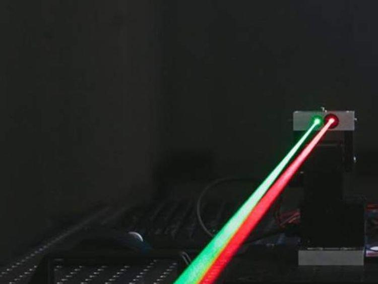 Facebook laser