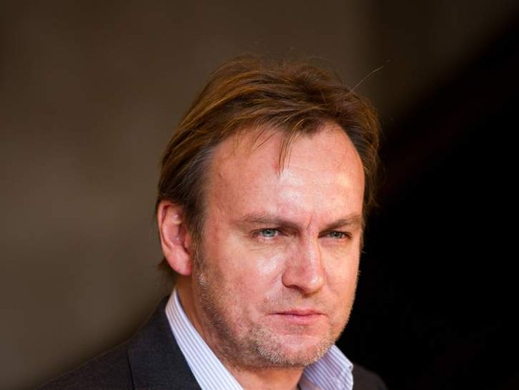Philip Glenister played the politically incorrect DCI Gene Hunt