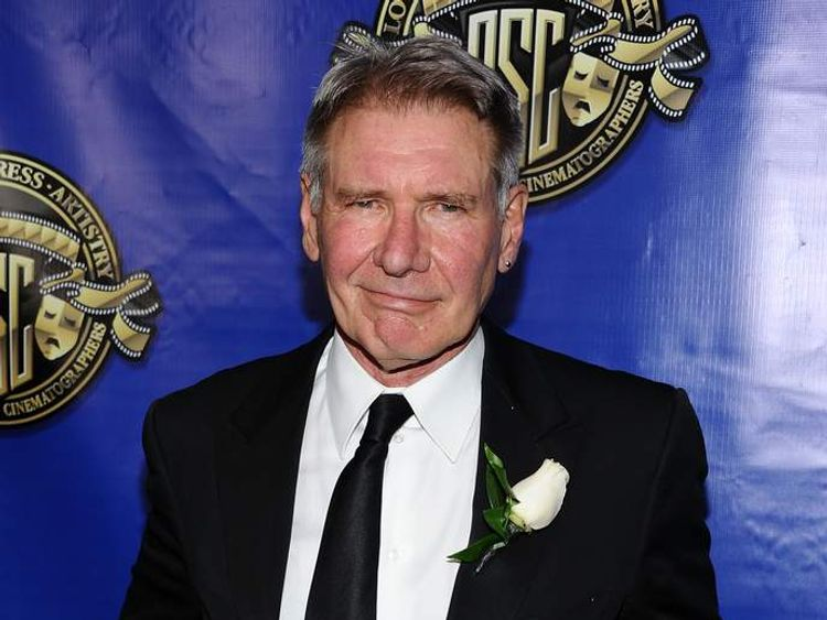 Harrison Ford Star