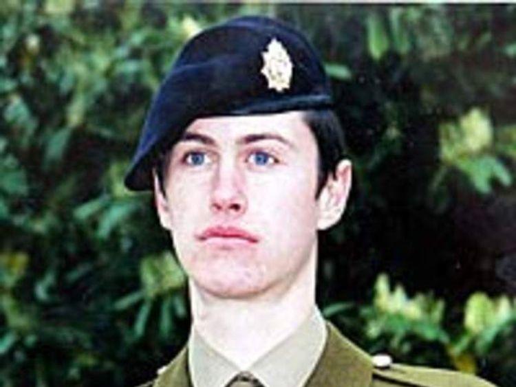pg1 james collinson deepcut army dead soldiers
