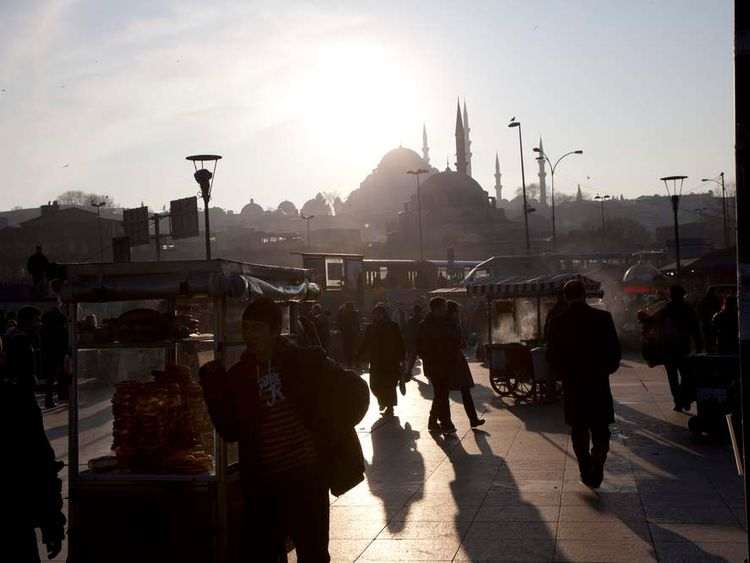 Daily Life In Istanbul