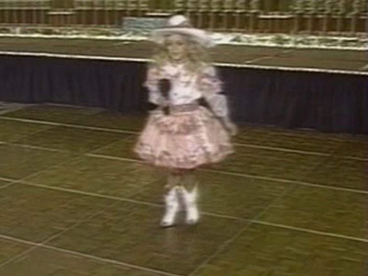 180 JonBenet Ramsey photo beauty queen