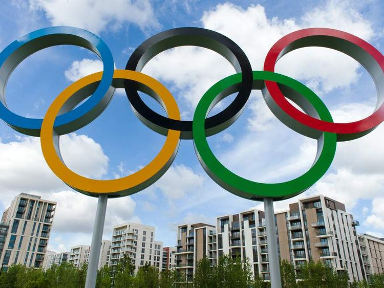 London 2012 Olympic Athletes Village