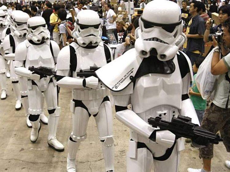 Star Wars Celebration Japan in Japan