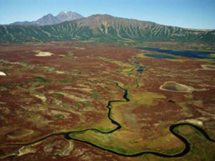 Kamchatka, eastern Russia