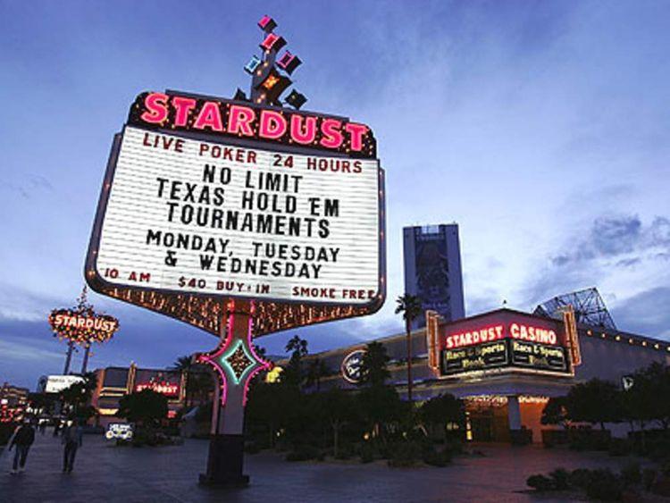 PG 3 stardust hotel las vegas