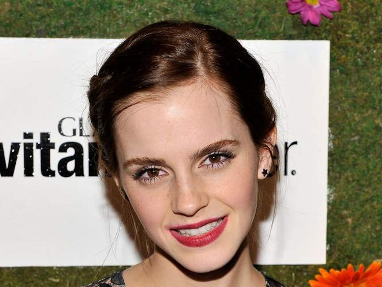 Actress Emma Watson at Toronto International Film Festival