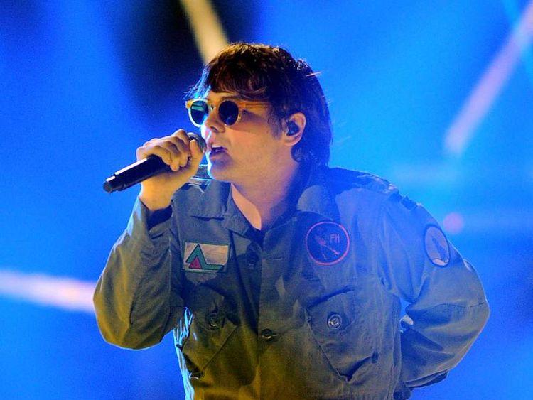 Gerard Way of My Chemical Romance