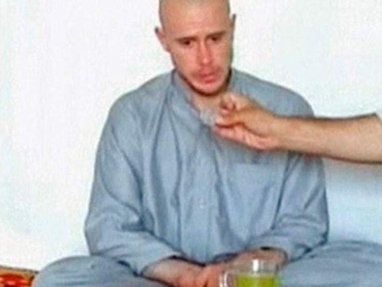 U.S. Army Private Bowe Bergdahl captured in Afghanistan