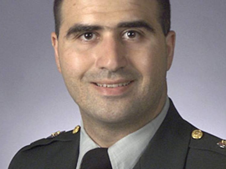 Maj. Nidal Malik Hasan, the U.S. Army doctor named as a suspect in the shooting death of 13 people and the wounding of 31 others at Fort Hood, Texas