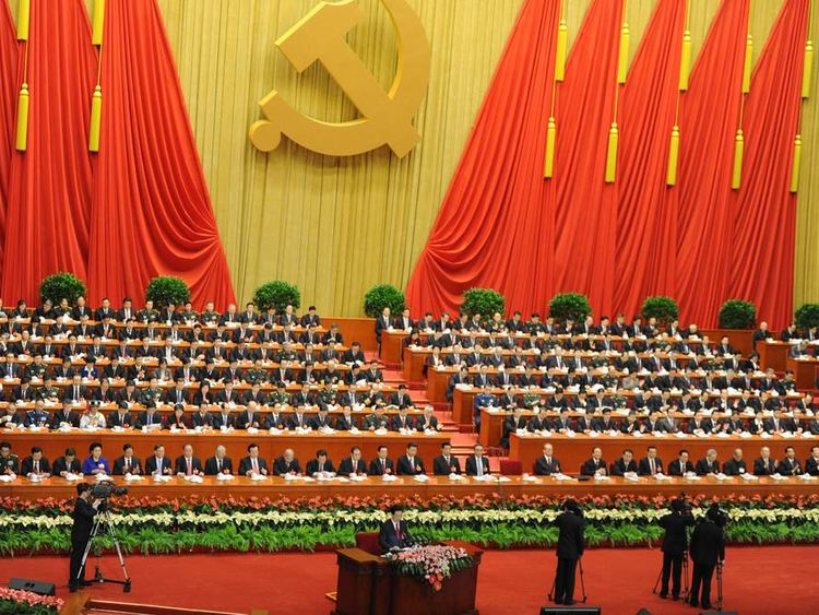 Communist Party Congress Opens