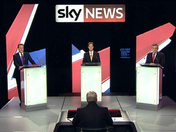 Second leaders' debate