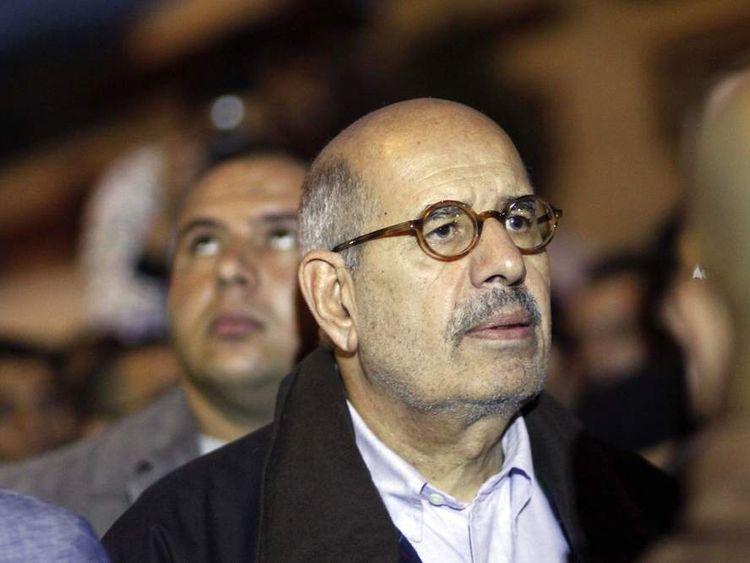 Mohammed El Baradei