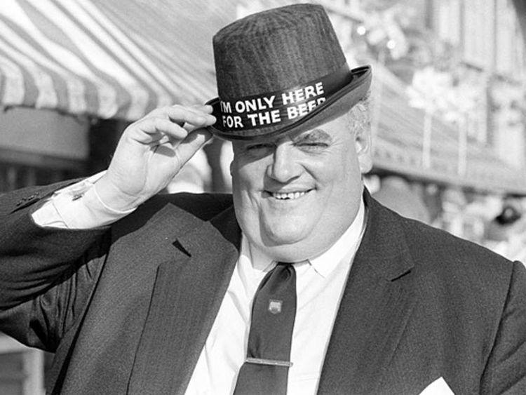 Veteran politician Sir Cyril Smith