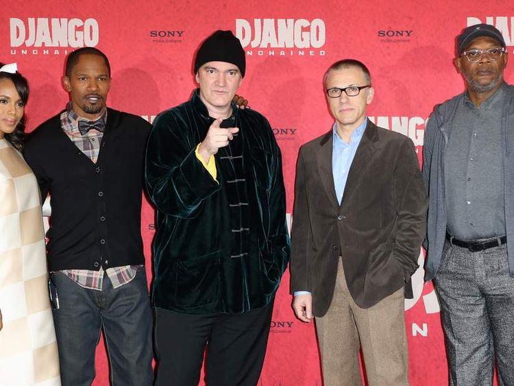 'Django Unchained' Berlin Photocall