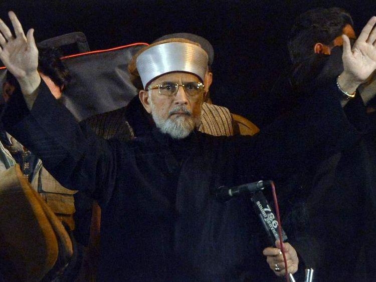 PAKISTAN-UNREST-POLITICS-TAHIR-UL-QADRI