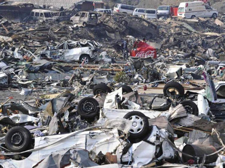 JAPAN Earthquake 41