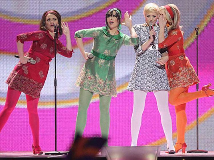 Serbia entry at Eurovision