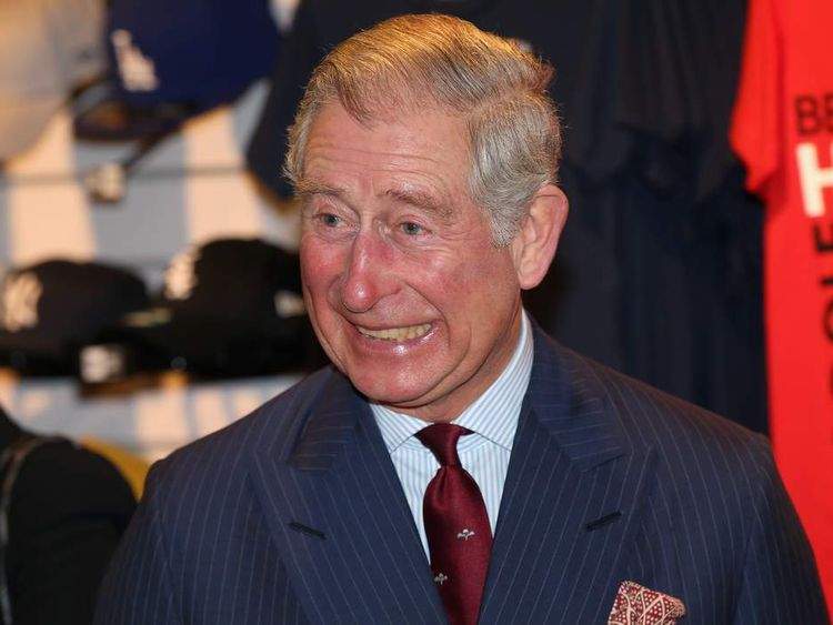 The Prince Of Wales Attends A Business In The Community Visit